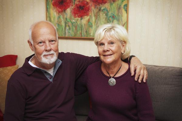 guldbröllop 50 år Efter 50 år tillsammans firar Ulf och Britt Marie guldbröllop guldbröllop 50 år
