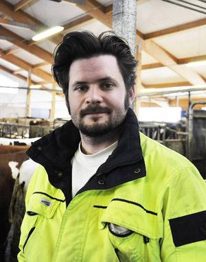 Nils Björid utsågs till ny ordförande för LRF Ungdomen på förbundets stämma.