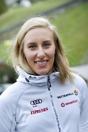 25-åriga Kajsa Kling är årets idrottskvinna i Jämtland/Härjedalen.