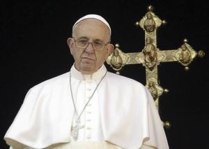 Vatikanens tidning refererar påven i sin kritik av den franska satirtidningen Charlie Hebdo.