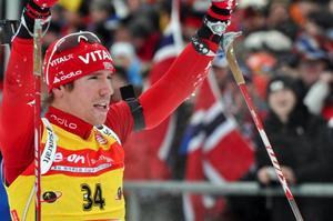 Norsk favorit nummer två, eller är det kanske rentutav nummer ett, är Emil Hegle Svendsen.