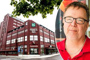 Lars-Eric Bjelkström tar över som platschef på Filmstaden. Foto: Arkiv