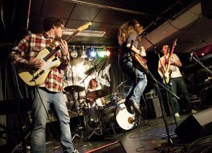 Locker Room Lovers har spelat ihop sedan hösten, 2009.