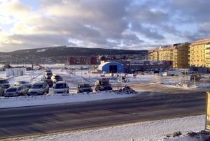NCC:s byggen på Norra Kajen berörs när Byggnads utökar sitt varsel om strejk.