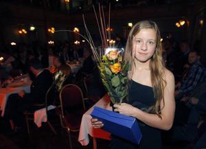 Årets damjunior, Emma Danielsson, ÖDFF.