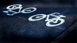 Västjämtlands väl tycker att frågan om cykelvägar längs med E14 har nonchalerats alldeles för länge.Foto: Hasse Holmberg/Scanpix