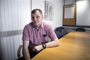 Kommisarie Per-Erik Lundberg.