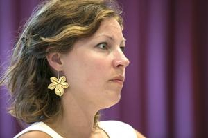 Teresa Bergkvist slår larm om hur Faluföretagarna ser på sin hemkommun.