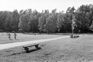 Ronny Landin blev bara 21 år gammal. Han avled efter en brutal misshandel på Nickstas badplats den 21 juni 1986. Händelsen skakade hela Sverige, då dådet hade tydliga rasistiska förtecken. På bänken vid Nicksta satt Landin och hans vänner när de såg några invandrare bli jagade av skinheads.
