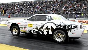 Tomas Kaakinen har Europas snabbaste bil i Stock Super Stock.