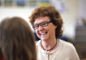 Biträdande rektor Katarina Stjärnsten säger att de extra pengar fritidshemmen får gör skillnad.