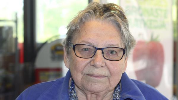 Gunlis Grannas, 80+,  pensionär, Fagersta:– Jag retar mig inte på något för det är rätt bra. Där jag bor bokar man sin tid elektroniskt och då kan ingen ta ens tid. Jag har aldrig hamnat i bråk.