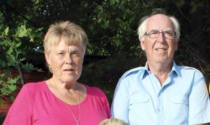 Margareta och Thord Andersson.