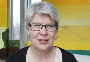 Ann-Marie Johansson (S), regionråd.