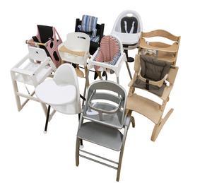 Här är de tio stolar vi testat.