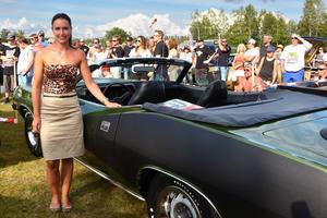 Ellen Hedström, från Hedemora, var en av pristagarna.