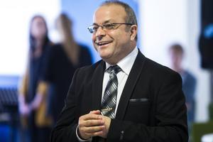 Mohamed Chabchoub, chef för Arbetsförmedlingen Söderhamn och tillförordnad chef för Arbetsförmedlingen Bollnäs Ovanåker.