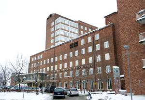 Astrid Lindgrens barnsjukhus i Solna.
