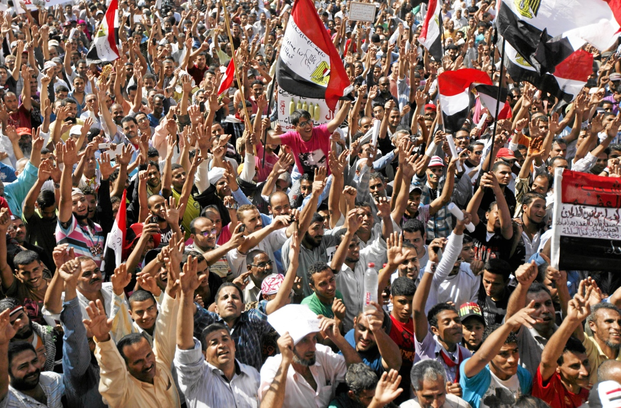 Egyptens parlament pa plats igen