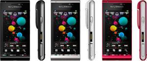 Sony Ericssons toppmodeller börjar säljas