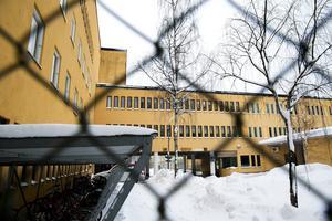 Kommunens plan är att förskolan ska rymmas i lokaler i anslutning till rättspsyk i Säter. Arkivbild.