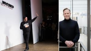På bilden Whyreds grundare Roland Hjort (foto: TT) och Göran Eriksson, Splitgrids vd (foto: Martin Henningsson).
