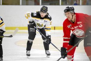 Anton Ekström är tillbaka i Fagersta AIK.