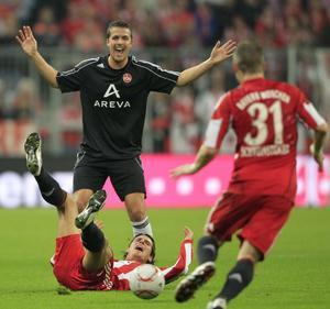 Bundesligaklubben Nürnberg vill förlänga kontraktet med Stigsjösonen Pelle Nilsson när hans treårskontrakt går ut.– Jag vill ha mer än ett år, två skulle vara perfekt, säger han.