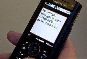 Hela 82 procent av alla tillfrågade har med sig mobiltelefonen och det går åt ganska många minuter av resan för att prata i den.