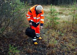 För ett år sedan startade undersökningen av Lomyretippen i Njurunda. Då trodde Sven-Åke Heinemo, miljöhandläggare på mark- och exploateringsavdelningen vid Sundsvalls kommun, att projektet skulle ta cirka tre månader, men det är fortfarande inte klart.