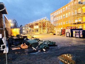 Gärdesskolan i Bollnäs byter namn till Alirskolan efter renoveringen.