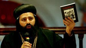 Ärkebiskop Benyamin Atas.