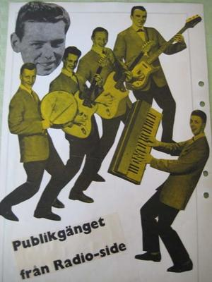 Uffes 1960-1971. Inskickad av Ulf Persson