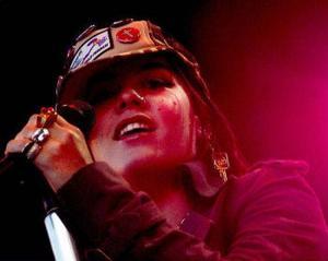 Pink spelade på Gatufesten 2004.