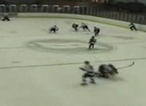 Hockeyspelaren får maxstraff efter överfallet. Nu stängs han av från all idrott.