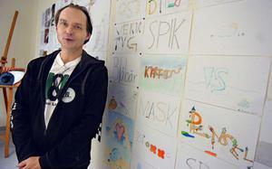 Rektor Anders Ringård var positiv och lycklig.