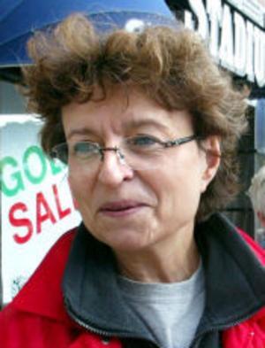 Susanne Eberstein (s) har aldrig blivit eller känt sig hotad i sin roll som riksdagsledamot.