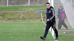 SSK-tränaren Patrik Parkatti