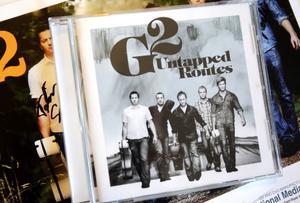 """G2:s SENASTE. En uppföljare på första cd:n som banade väg genom """"Tallgrassen"""" ."""