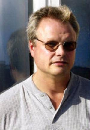 Kent Elfving, klubbordförande för Pappers.