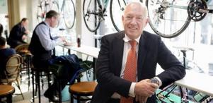 Galen idé! Cykelkungen Salvatore Grimaldi ville förändra sättet att sälja och marknadsföra cyklar. Med det som utgångspunkt har han skapat Bianchi café & cycles som i höst öppnar café nummer fem i Västerås.