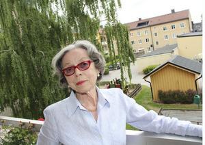Rigmor Österberg i Köping har många upplevelser att tänka tillbaka på. Åtta olika hus har hon och hennes Kurt bott i.