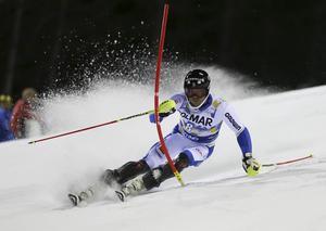 André Myhrer slutade tia i tävlingen.