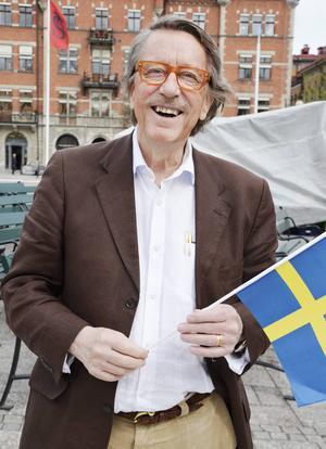 Kjell Lönnå firar 50 år med Sundsvalls kammarkör.