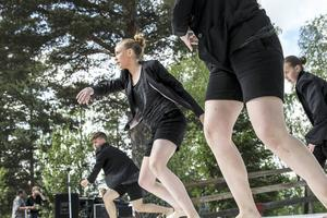 Hälsinglands dansteater.