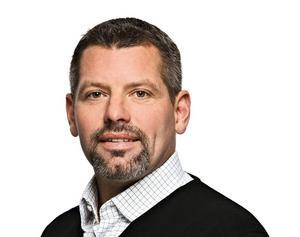 Tomas Larsson är avdelningschef för produktion vatten och avlopp på Mittsverige Vatten.