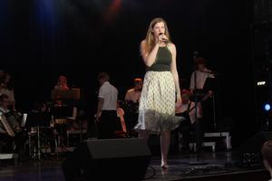 Ida Pallin sjöng Amarula Tree.