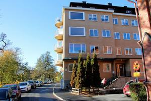 På Vasastrand har Örebro stadsmission sina lokaler. Arkivfoto