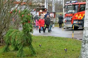 Julmarknad på Frövifors hela helgen.
