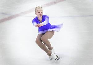 Lina Herranen i ungdom C 3.